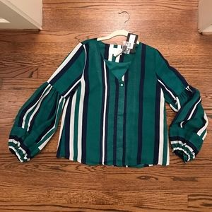 NWT - JOA Blouse size medium